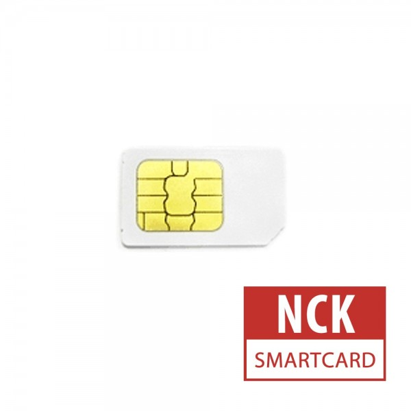 NCK Box/Dongle Smartcard Fully Activated - FREE 1 Years