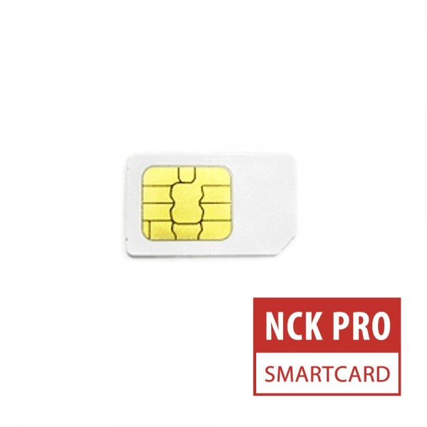 NCK Pro Box/Dongle Smartcard - FREE 1 Years Activation (NCK Dongle