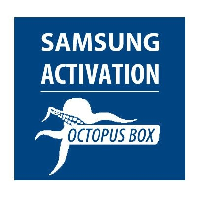 Octopus Box Samsung Activation - Delivery Time : 2-5 Minutes